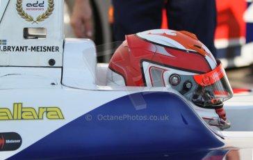 World © Octane Photographic Ltd. Saturday 6th September 2014. GP3 Qualifying Session, Italian GP, Monza - Italy. John Bryant-Meisner - Trident. Digital Ref : 1103CB7D9829