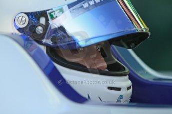 World © Octane Photographic Ltd. Saturday 6th September 2014. GP3 Qualifying Session, Italian GP, Monza - Italy. Carmen Jorda - Koiranen GP. Digital Ref : 1103CB7D9846