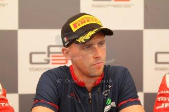 World © Octane Photographic Ltd. Saturday 6th September 2014. GP3 Race 1, Italian GP, Monza - Italy. Jimmy Eriksson - Koiranen GP. Digital Ref : 1108CB7D0320