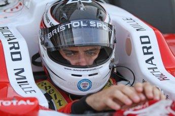 World © Octane Photographic Ltd. Sunday 7th September 2014. GP3 Race 2, Italian GP, Monza - Italy. Dino Zamparelli - ART Grand Prix. Digital Ref : 1110CB7D0572