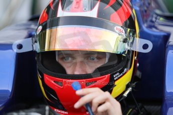 World © Octane Photographic Ltd. Sunday 7th September 2014. GP3 Race 2, Italian GP, Monza - Italy. Emil Bernstorff - Carlin. Digital Ref : 1110CB7D0607
