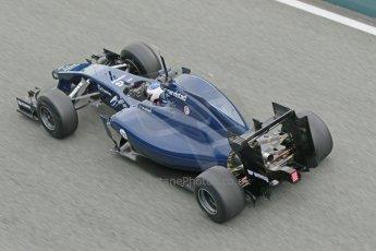 World © Octane Photographic Ltd. 2014 Formula 1 Winter Testing, Circuito de Velocidad, Jerez. Tuesday 28th January 2014. Day 1. Williams FW36 – Valtteri Bottas Digital Ref: 0882cb1d9690