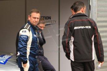 World © Octane Photographic Ltd. Thursday 22nd May 2014. Monaco - Monte Carlo - Formula 1 Practice 1. FIA Doctor - Dr.Ian Roberts. Digital Ref: 0958CB7D5028
