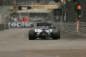 World © Octane Photographic Ltd. Thursday 22nd May 2014. Monaco - Monte Carlo - Formula 1 Practice 1. Williams Martini Racing FW36 – Valtteri Bottas Digital Ref: 0958LB1D3487