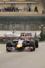 World © Octane Photographic Ltd. Thursday 22nd May 2014. Monaco - Monte Carlo - Formula 1 Practice 2. Infiniti Red Bull Racing RB10 – Daniel Ricciardo. Digital Ref: 0960LB1D6576