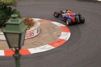 World © Octane Photographic Ltd. Thursday 22nd May 2014. Monaco - Monte Carlo - Formula 1 Practice 2. Infiniti Red Bull Racing RB10 – Daniel Ricciardo. Digital Ref: 0960LB1D6824