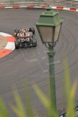 World © Octane Photographic Ltd. Thursday 22nd May 2014. Monaco - Monte Carlo - Formula 1 Practice 2. Lotus F1 Team E22 - Romain Grosjean. Digital Ref: 0960LB1D6869