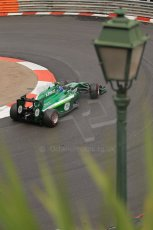 World © Octane Photographic Ltd. Thursday 22nd May 2014. Monaco - Monte Carlo - Formula 1 Practice 2. Caterham F1 Team CT05 – Marcus Ericsson. Digital Ref: 0960LB1D6902