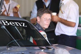 World © Octane Photographic Ltd. Saturday 24th May 2014. Monaco - Monte Carlo - Formula 1 Qualifying. FIA safety car driver - Bernd Maylander. Digital Ref: 0967CB7D3332