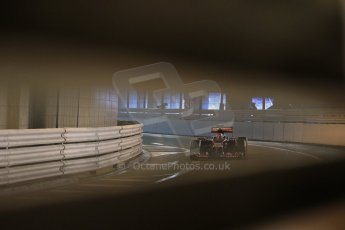World © Octane Photographic Ltd. Saturday 24th May 2014. Monaco - Monte Carlo - Formula 1 Qualifying. Scuderia Toro Rosso STR 9 – Daniil Kvyat. Digital Ref: