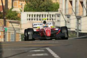 World © Octane Photographic Ltd. World Series by Renault 3.5 - Monaco, Monte Carlo, May 24th 2014 - Qualifying. Zeta Corse. – Roberto Merhi Digital Ref : 0966LB1D6335