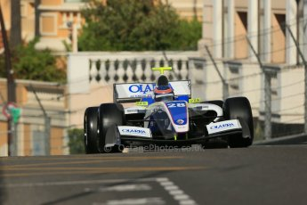 World © Octane Photographic Ltd. World Series by Renault 3.5 - Monaco, Monte Carlo, May 24th 2014 - Qualifying. Comtech Racing – Andrea Roda. Digital Ref : 0966LB1D6354