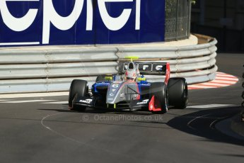 World © Octane Photographic Ltd. World Series by Renault 3.5 - Monaco, Monte Carlo, May 24th 2014 - Qualifying. International Draco Racing – Luca Ghiotto. . Digital Ref : 0966LB1D6523
