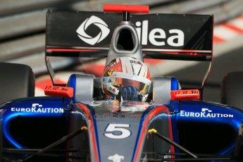 World © Octane Photographic Ltd. World Series by Renault 3.5 - Monaco, Monte Carlo, May 24th 2014 - Qualifying. International Draco Racing – Pietro Fantin. Digital Ref : 0966LB1D6600