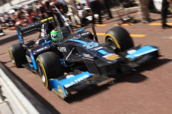 World © Octane Photographic Ltd. Friday 23rd May 2014. GP2 Feature Race – Monaco, Monte Carlo. Conor Daly - Venezuela GP Lazarus. Digital Ref : 0963CB7D5124