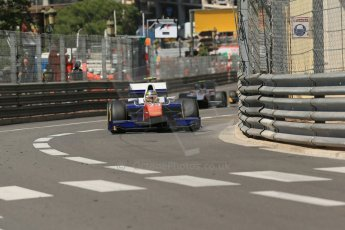 World © Octane Photographic Ltd. Friday 23rd May 2014. GP2 Feature Race – Monaco, Monte Carlo. Johnny Cecotto - Trident. Digital Ref : 0963LB1D5895