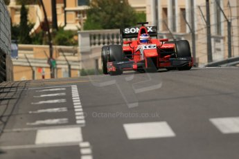 World © Octane Photographic Ltd. Friday 23rd May 2014. GP2 Feature Race – Monaco, Monte Carlo. Rene Binder - Arden International. Digital Ref : 0963LB1D6107