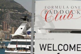 World © Octane Photographic Ltd. Saturday 21st May 2014. Monaco, Monte Carlo. Paddock club. Digital Ref: 0954cb7d1912