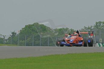 World © Octane Photographic Ltd. Protyre Formula Renault Championship. May 31st 2014.  Qualifying – Castle Donington. Patrick Dussault – Cliff Dempsey Racing. Digital Ref :  0973CB1D0139