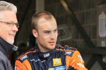 World © Octane Photographic Ltd. Protyre Formula Renault Championship. May 31st 2014.  Qualifying – Castle Donington. Patrick Dussault – Cliff Dempsey Racing. Digital Ref :  0973CB1D0319
