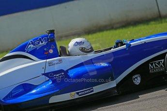World © Octane Photographic Ltd. Protyre Formula Renault Championship. June 1st 2014.  Race 2 – Castle Donington.  Alex Gill - Fortec Motorsports. Digital Ref : 0975CB1D0597