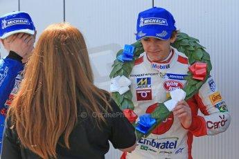 World © Octane Photographic Ltd. Protyre Formula Renault Championship. June 1st 2014.  Race 2 – Castle Donington. Pietro Fittipaldi – MGR Motorsport. Digital Ref : 0975CB1D0863