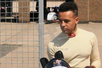 World © Octane Photographic Ltd. Protyre Formula Renault Championship. June 1st 2014.  Race 2 – Castle Donington. Samuel Oram-Jones – SWB Motorsport. Digital Ref : 0975CB1D0908