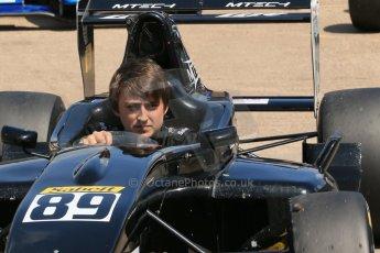 World © Octane Photographic Ltd. Protyre Formula Renault Championship. June 1st 2014.  Race 2 – Castle Donington. Haydon Edmonds – MTECH Lite. Digital Ref : 0975CB1D0945