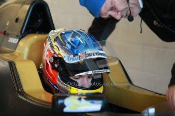 World © Octane Photographic Ltd. 21st March 2014. Silverstone - General Test Day - Riener - Speedfish racing. Formula Renault 2.0 Northern European Championship (NEC). Digital Ref : 0896cb1d3695