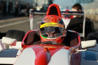 World © Octane Photographic Ltd. 21st March 2014. Silverstone - General Test Day.  Dimitris Papanastasiou - Hillspeed. Formula Renault BARC. Digital Ref : 0896cb1d3774