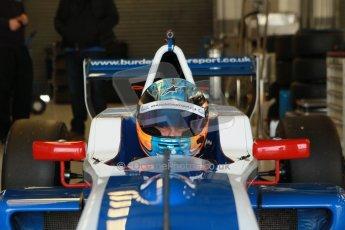 World © Octane Photographic Ltd. 21st March 2014. Silverstone - General Test Day.  Raoul Owens - Burdett Motorsport. Formula Renault 2.0 Northern European Championship (NEC). Digital Ref : 0896cb1d4186