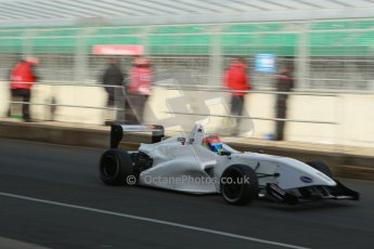 World © Octane Photographic Ltd. 21st March 2014. Silverstone - General Test Day. BRDC F4 Championship (Formula 4). Digital Ref : 0896cb1d4246