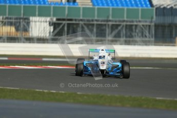 World © Octane Photographic Ltd. 21st March 2014. Silverstone - General Test Day. Douglas Motorsport - BRDC F4 Championship (Formula 4).Digital Ref : 0896lb1d6128