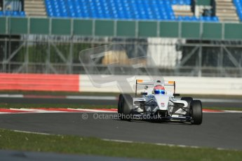 World © Octane Photographic Ltd. 21st March 2014. Silverstone - General Test Day. BRDC F4 Championship (Formula 4).Digital Ref : 0896lb1d6187