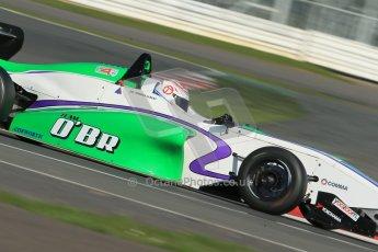 World © Octane Photographic Ltd. 21st March 2014. Silverstone - General Test Day - Jordan Albert - Tem O'Br. BRDC F4 Championship (Formula 4).Digital Ref : 0896lb1d6444