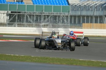 World © Octane Photographic Ltd. 21st March 2014. Silverstone - General Test Day. BRDC F4 Championship (Formula 4). Digital Ref : 0896lb1d6593