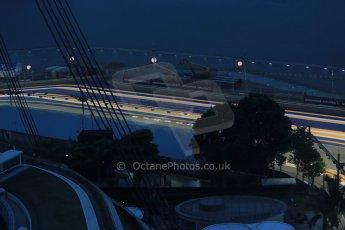 World © Octane Photographic Ltd. Wednesday 17th September 2014, Singapore Grand Prix, Marina Bay. Formula 1 Setup and atmosphere. Digital Ref: 1115LB1D8843