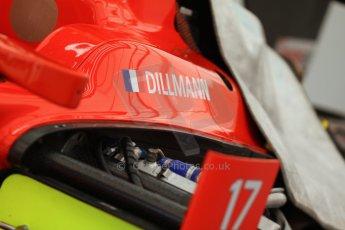 World © Octane Photographic Ltd. Friday 9th May 2014. GP2 Practice – Circuit de Catalunya, Barcelona, Spain. Tom Dillmann - Arden International. Digital Ref :0927cb7d8682
