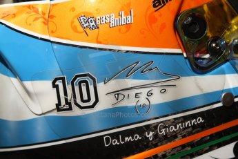 World © Octane Photographic Ltd. Friday 9th May 2014. GP2 Practice – Circuit de Catalunya, Barcelona, Spain. Facu Regalia - Hilmer Motorsport. Digital Ref: 0927cb7d9006