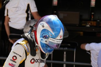 World © Octane Photographic Ltd. Friday 9th May 2014. GP2 Practice – Circuit de Catalunya, Barcelona, Spain. Jolyon Palmer - DAMS – Digital Ref : 0927cb7d9032