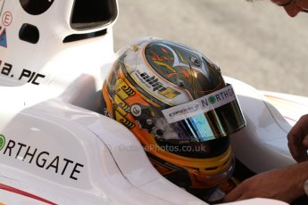 World © Octane Photographic Ltd. Friday 9th May 2014. GP2 Practice – Circuit de Catalunya, Barcelona, Spain. Arthur Pic - Campos Racing. Digital Ref : 0927cb7d9055
