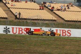 World © Octane Photographic Ltd. Friday 9th May 2014. GP2 Practice – Circuit de Catalunya, Barcelona, Spain. Raffaele Marciello - Racing Engineering. Digital Ref : 0927lb1d3277