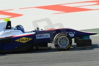 World © Octane Photographic Ltd. Friday 9th May 2014. GP3 Practice  – Circuit de Catalunya, Barcelona, Spain. Matheo Tuscher - Jenzer Motorsport. Digital Ref :