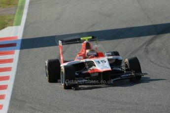 World © Octane Photographic Ltd. Friday 9th May 2014. GP3 Practice  – Circuit de Catalunya, Barcelona, Spain. Ryan Cullen - Marussia Manor Racing. Digital Ref :