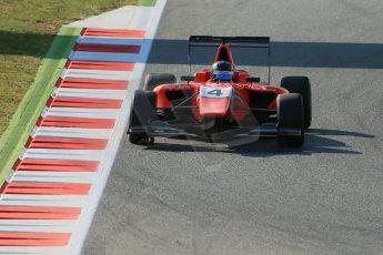World © Octane Photographic Ltd. Friday 9th May 2014. GP3 Practice  – Circuit de Catalunya, Barcelona, Spain. Robert Visoiu - Arden International. Digital Ref :