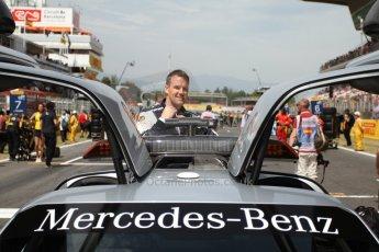 World © Octane Photographic Ltd. Mercedes SLS AMG F1/GP2/GP3 Safety Car - Leon Price (GP2 Safety car observer). Digital Ref : 0939cb7d0109
