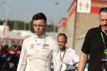 World © Octane Photographic Ltd. Saturday 10th May 2014. GP3 Qualifying – Circuit de Catalunya, Barcelona, Spain. Dino Zamparelli - ART Grand Prix. Digital Ref :