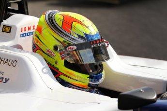 World © Octane Photographic Ltd. Saturday 10th May 2014. GP3 Qualifying – Circuit de Catalunya, Barcelona, Spain. Pal Varhaug - Jenzer Motorsport. Digital Ref :