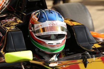 World © Octane Photographic Ltd. Saturday 10th May 2014. GP3 Qualifying – Circuit de Catalunya, Barcelona, Spain. Nelson Mason - Hilmer Motorsport. Digital Ref :
