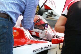 World © Octane Photographic Ltd. Saturday 10th May 2014. GP3 Qualifying – Circuit de Catalunya, Barcelona, Spain. Alex Fontana - ART Grand Prix. Digital Ref :